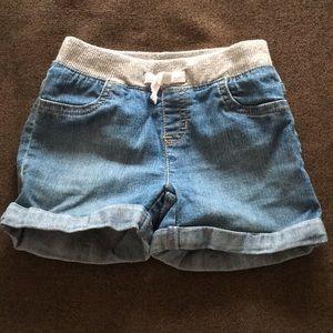 Denim Jeans Shorts 3T